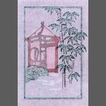 Meditation (unframed image size: 12.5cmx17.5cm)