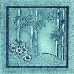 Serenity (unframed image size: 11cmx11cm)